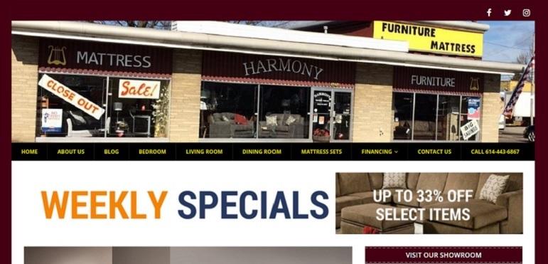 Harmony Furniture Mattress